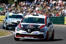 Max Coates (GBR) Team Pyro Renault Clio Cup