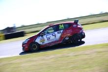 Zak Fulk (GBR) Team Pyro Renault Clio Cup