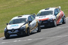 Jack McCarthy (GBR) Team Pyro Renault Clio Cup