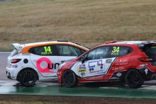 Nick Reeve (GBR) Specialized Motorsport Renault Clio Cup
