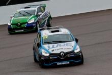 Paul Rivett (GBR) WDE Motorsport Renault Clio Cup