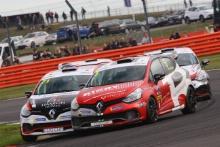 Lee Pattison (GBR) WDE Motorsport Renault Clio Cup