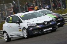 Anton Spires - Westbourne Motorsport -  Clio Cup