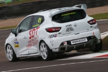 Aaron Thompson - Westbourne Motorsport - Clio Cup