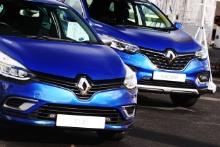 Renault Car Display