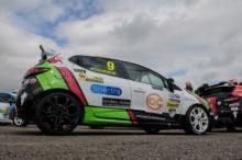 Jade Edwards - Team Hard - Clio Cup