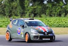 Luke Warr - Specialised Motorsport - Clio Cup