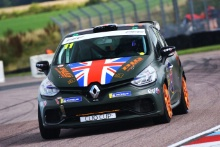 Luke Warr - Specialised Motorsport - Clio Cup