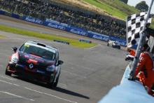Jamie Bond - Team Hard - Clio Cup