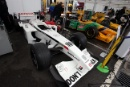 F1 Legends display