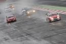 Start of the race - James Dodd leads