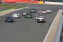 Start of the race - James Dodd leads