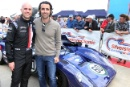 Marino Franchitti and Darion Franchitti