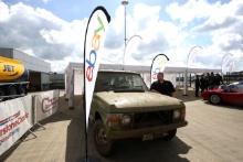 Silverstone Classic Media Day 2016,Silverstone Circuit, Northants, England. 27th April, 2016Fergus Walkinshaw, eBay MotorsCopyright Free for editorial use