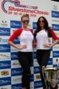 Silverstone Classic 2016, 29th-31st July, 2016,Silverstone Circuit, Northants, England. GirlsCopyright Free for editorial use onlyMandatory credit – Jakob Ebrey Photography