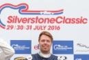 Silverstone Classic 2016, 29th-31st July, 2016,Silverstone Circuit, Northants, England. Ollie HancockCopyright Free for editorial use onlyMandatory credit – Jakob Ebrey Photography