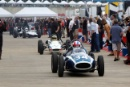 Silverstone Classic 2016, 29th-31st July, 2016,Silverstone Circuit, Northants, England. John Bussey Cooper T43Copyright Free for editorial use only
