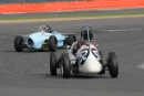 Silverstone Classic 2016, 29th-31st July, 2016,Silverstone Circuit, Northants, England. Erik Staes Cooper Mk1Copyright Free for editorial use only