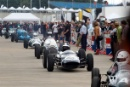 Silverstone Classic 2016, 29th-31st July, 2016,Silverstone Circuit, Northants, England. Assembly Area Copyright Free for editorial use only