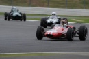 Silverstone Classic 2016, 29th-31st July, 2016,Silverstone Circuit, Northants, England. John Evans Brabham BT4Copyright Free for editorial use only
