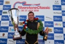 Silverstone Classic 2016, 29th-31st July, 2016,Silverstone Circuit, Northants, England. Podium Copyright Free for editorial use only