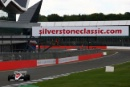 Silverstone Classic 2016, 29th-31st July, 2016,Silverstone Circuit, Northants, England. Alastair Davidson Toleman TG184Copyright Free for editorial use onlyMandatory credit – Jakob Ebrey Photography