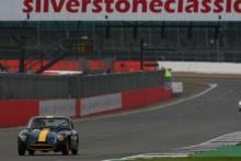 Silverstone Classic 2016, 29th-31st July, 2016,Silverstone Circuit, Northants, England. Dutton-ChudeckiTVR Grantura Mk2 LightweightCopyright Free for editorial use onlyMandatory credit – Jakob Ebrey Photography