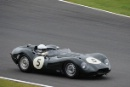 Silverstone Classic 2016, 29th-31st July, 2016,Silverstone Circuit, Northants, England. Gary Pearson Lister Jaguar KnobblyCopyright Free for editorial use only