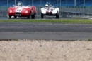 Silverstone Classic 2016, 29th-31st July, 2016,Silverstone Circuit, Northants, England. Roger Whiteside Cooper T49 MonacoCopyright Free for editorial use only