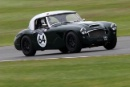 Silverstone Classic 2016, 29th-31st July, 2016,Silverstone Circuit, Northants, England. Thorne-Todd Austin Healey 300Copyright Free for editorial use only