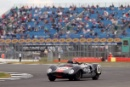 Silverstone Classic 2016, 29th-31st July, 2016,Silverstone Circuit, Northants, England. Maeers-Martin Cooper MonacoCopyright Free for editorial use only