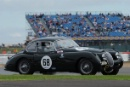 Silverstone Classic 2016, 29th-31st July, 2016,Silverstone Circuit, Northants, England. Marc Gordon Jaguar XK150Copyright Free for editorial use only