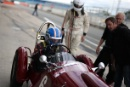 Silverstone Classic 2016, 29th-31st July, 2016,Silverstone Circuit, Northants, England. Ure-Wigley Cooper Bristol T24/25Copyright Free for editorial use only