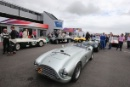 Silverstone Classic 2016, 29th-31st July, 2016,Silverstone Circuit, Northants, England. Perkins-Stanton Tojeiro SportsCopyright Free for editorial use only