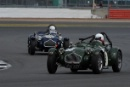 Silverstone Classic 2016, 29th-31st July, 2016,Silverstone Circuit, Northants, England. Llewellyn T-Llewellyn O Allard J2Copyright Free for editorial use only