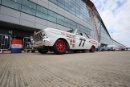 Silverstone Classic 2016, 29th-31st July, 2016,Silverstone Circuit, Northants, England. Steven WoodFord FalconCopyright Free for editorial use onlyMandatory credit – Jakob Ebrey Photography