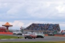 Silverstone Classic 2016, 29th-31st July, 2016,Silverstone Circuit, Northants, England. Buckley-HuffFord FalconCopyright Free for editorial use onlyMandatory credit – Jakob Ebrey Photography