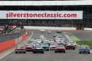 Silverstone Classic 2016, 29th-31st July, 2016,Silverstone Circuit, Northants, England. The start of the raceCopyright Free for editorial use onlyMandatory credit – Jakob Ebrey Photography