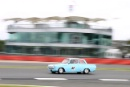 Silverstone Classic 2016, 29th-31st July, 2016,Silverstone Circuit, Northants, England. Mark Sumpter Ford Lotus CortinaCopyright Free for editorial use only