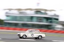 Silverstone Classic 2016, 29th-31st July, 2016,Silverstone Circuit, Northants, England. Pattle G-Pattle T Ford Lotus CortinaCopyright Free for editorial use only