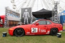 Silverstone Classic 2016, 29th-31st July, 2016,Silverstone Circuit, Northants, England. Prostate Cancer UK Porsche Copyright Free for editorial use only