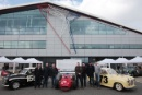 Silverstone Classic Media Day 2017,Silverstone Circuit, Northants, England. 23rd March 2017.Silverstone Classic Media Day.Copyright Free for editorial use.
