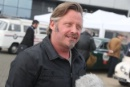 Silverstone Classic Media Day 2017, Silverstone Circuit, Northants, England. 23rd March 2017. Charlie Boorman Copyright Free for editorial use.