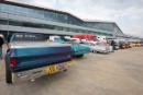 Silverstone Classic Media Day 2017, Silverstone Circuit, Northants, England. 23rd March 2017. Silverstone Classic Copyright Free for editorial use.