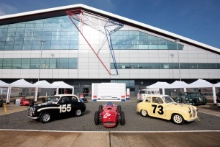 Silverstone Classic Media Day 2017, 