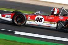 Silverstone Classic 28-30 July 2017At the Home of British MotorsportFormula Ford 50 DIX Stuart, Cooper ChinookFree for editorial use onlyPhoto credit –  JEP