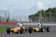 Silverstone Classic 28-30 July 2017At the Home of British MotorsportFormula Ford 50 PICKETT Daniel, Merlyn Mk20Free for editorial use onlyPhoto credit –  JEP