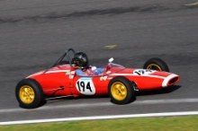 Silverstone Classic 28-30 July 2017 At the Home of British Motorsport KISTLER Johannes, Lotus 22 Free for editorial use only Photo credit – JEP