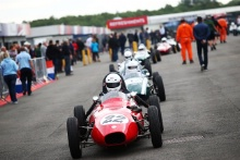 Silverstone Classic 28-30 July 2017 At the Home of British Motorsport LACKFORD Robin, Elva 100 Free for editorial use only Photo credit – JEP