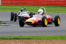 Silverstone Classic 28-30 July 2017 At the Home of British Motorsport AUDI Greg, Lotus 22Free for editorial use only Photo credit – JEP